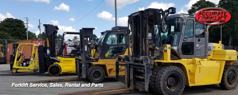 Forklift Dealers Atlanta Norcross Ga Accurate Forklift Ga