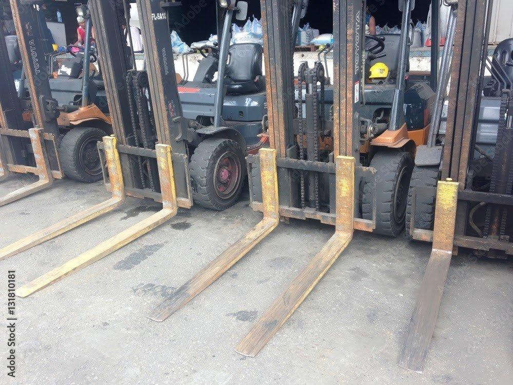 4 Common Forklift Classes Offered At Forklift Rental Services In Atlanta GA